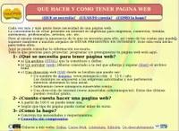 Diseño Web Eibar TxontaWeb