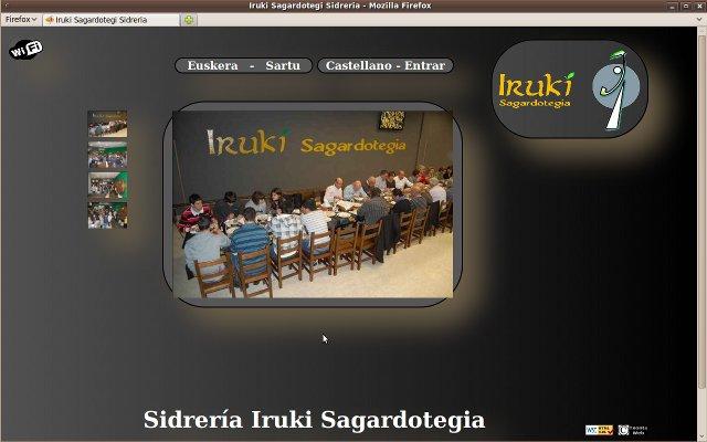 Sidreria Iruki Sagardotegia